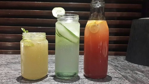 Soda Bottle, Juice Bottle and Nimbu Pani Bottle