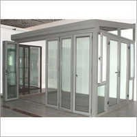 Aluminium Door Work