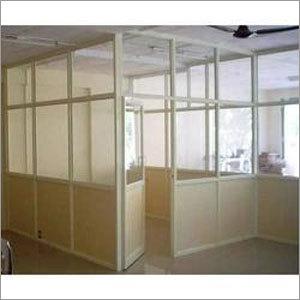 Office Aluminium Partition Work