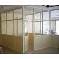 Office Aluminium Partition Work