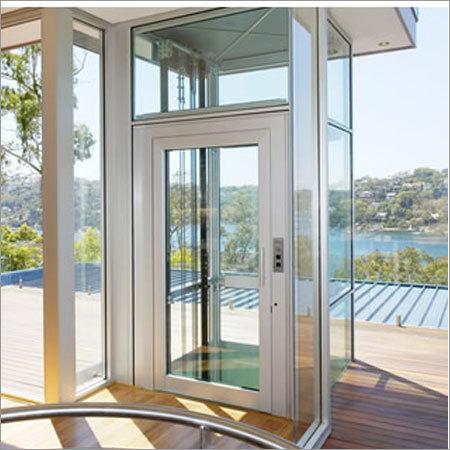 Residential Glass Elevators
