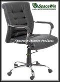 Rexin Revolving Chair