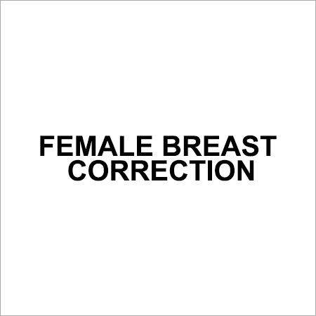 Female Breast Correction Surgery Services