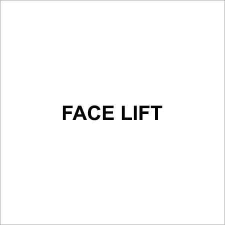 Face Lift Surgery Services