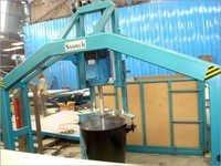 Batch Foaming Machine