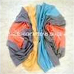 Cotton Polyester Mix Color Scarves