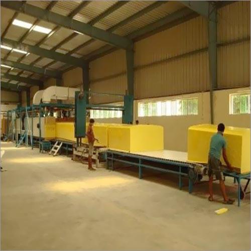 Three Conveyor Polyurethane Foaming Machine