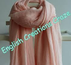 Cotton Blend Scarves