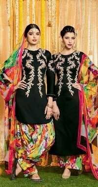 Exclusive Patiala Salwar Suits