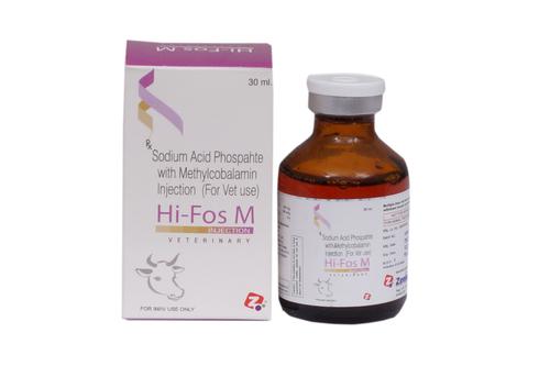 Sodium Acid Phosphate & Methylcobalamin Injection