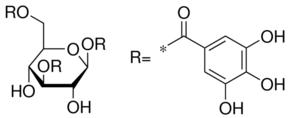 1,3,6-Tri-O-galloyl-β-D-glucose