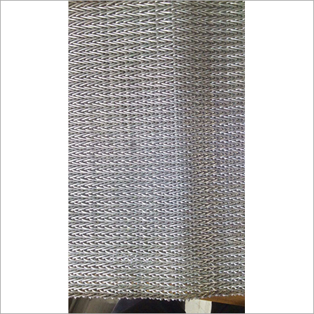 Balanced Wire Mesh Conveyor Belts