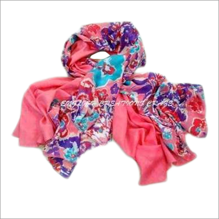 Cotton silk Mix Color Scarves