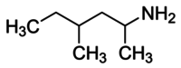1,3-Dimethylamylamine