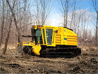 Forestry Tractors