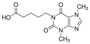 1-(4-Carboxybutyl)-3,7-dimethylxanthine