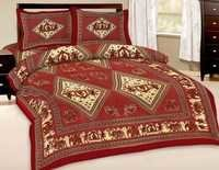 Rajasthani Printed Bedsheet