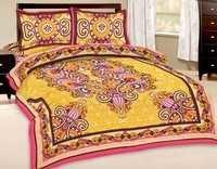 Ethnic Designer Bedsheet