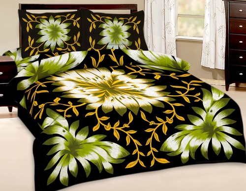 Indian Ethnic Pure Cotton Bedsheet