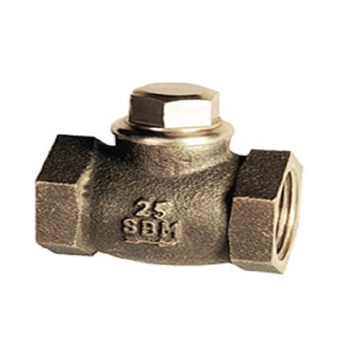 SBM Bronze Horizontal Lift Check Valve