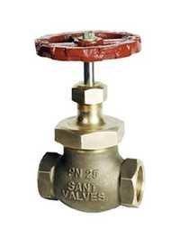 SBM Bronze Union Bonnet Globe Valve