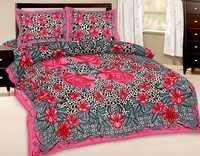 Flower Designer Bedsheet