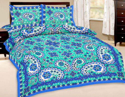 Handmade Double Bed Sheet