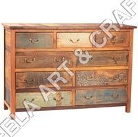 Sabby Chic 9 Drawers Dresser