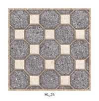 Retro Look Digital Floor Tiles