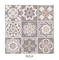 Square Pattern Digital Floor Tiles