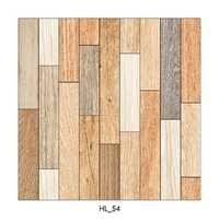 Wooden Pattern Digital Floor Tiles