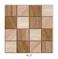Wooden Texture Digital Floor Tiles