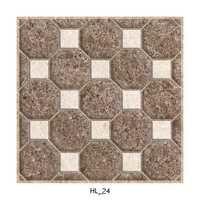 Brown Ceramic Tile Flooring