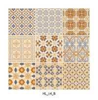 Ceramic Tile With Designs