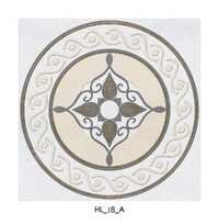 Circular Floor Tile Patterns