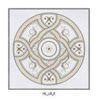 Tile Round Ceramic Floor Tiles