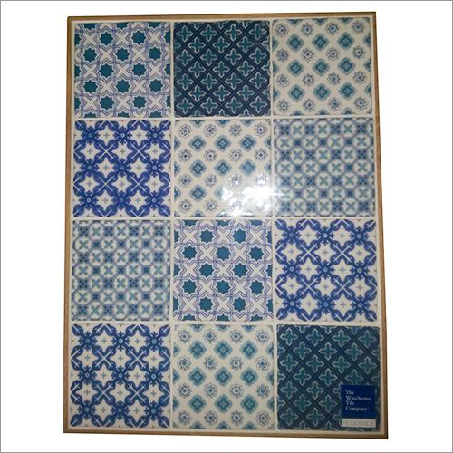 Block Printed Tiles