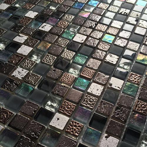 Fancy Mosaic Tiles