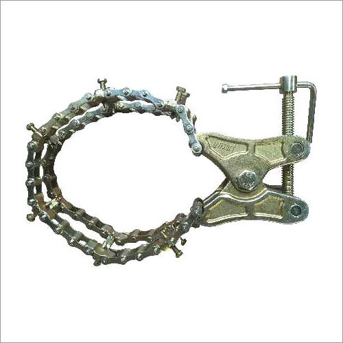 Double Chain Pipe Welding Alignment Clamp For Medium Wall (Standard)