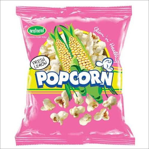 Fresh Lemon popcorn