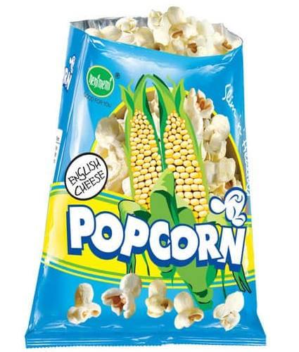 English Cheese Popcorn