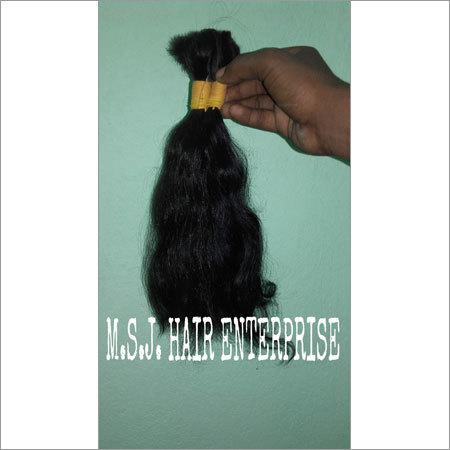 Bulk Indian Human Hair