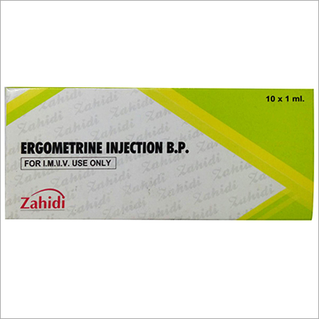 Ergometrine Injection