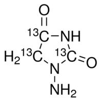1-Amino-2,4-imidazolidinedione-13C3