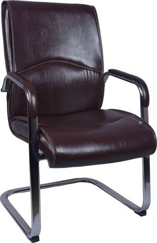 THE CHERRY VISITOR CHAIR WITH FIX FRAME