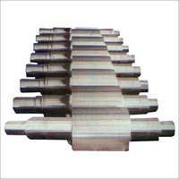 Induction Hardend      Rolls & Shafts
