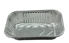 Aluminium Foil Container 650 ml.
