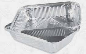 Aluminium Foil Container 750 ml