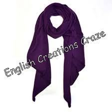 Modal Ombre Dyed Scarves