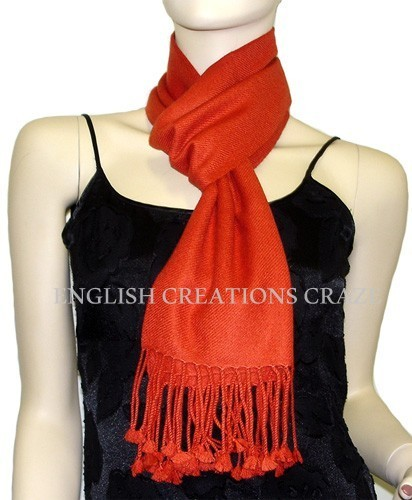 Cashmere Plain Color Scarves